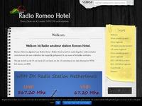 Ga naar de website van radio Romeo Hotel